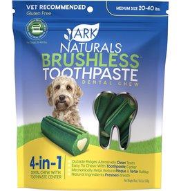 Ark Naturals Brushless Toothpaste Medium/Large 18 OZ
