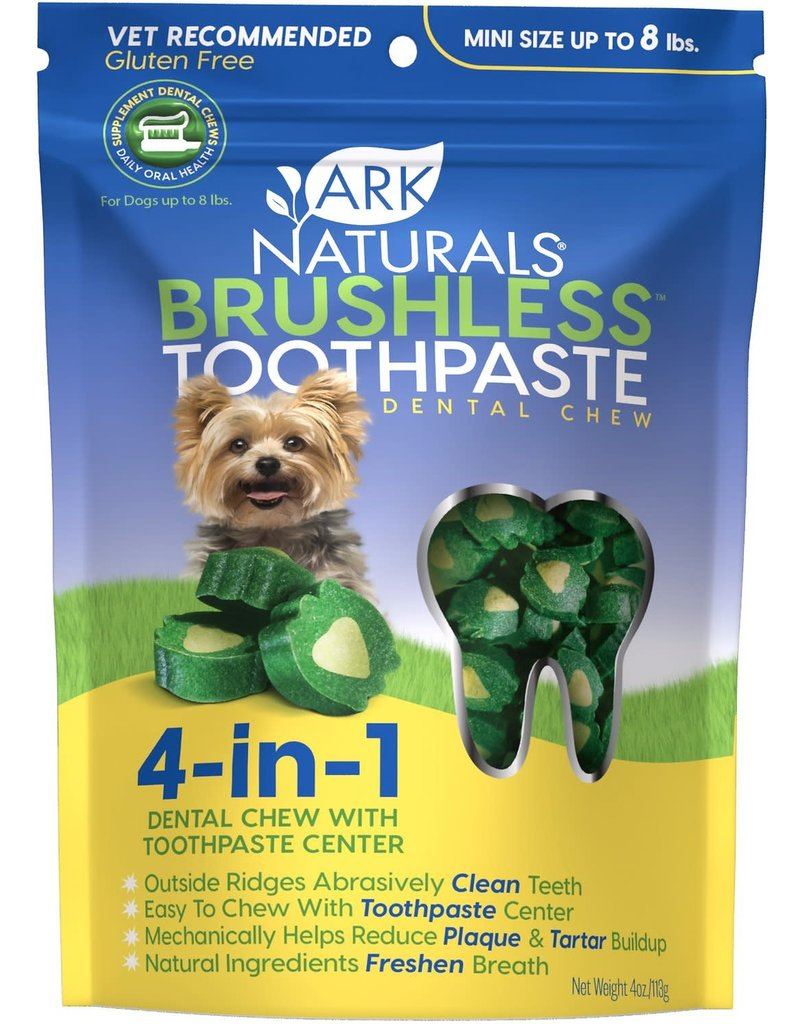 Ark Naturals Brushless ToothPaste Mini 4 Oz