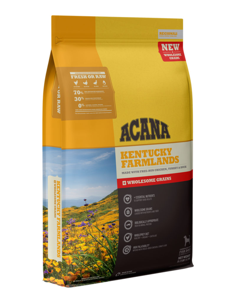 Acana Dry Dog Kentucky Farmlands 4 LB