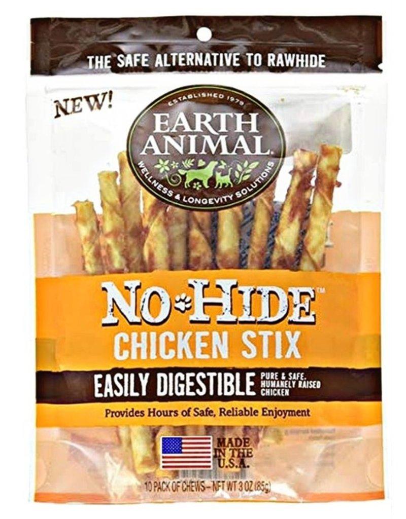 Earth Animal Dog No-Hide Stix 10 Pack