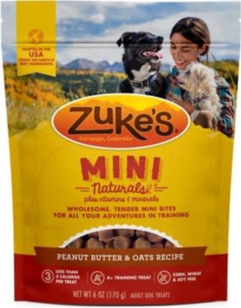 Zuke's Mini Naturals Peanut Butter 1 lb