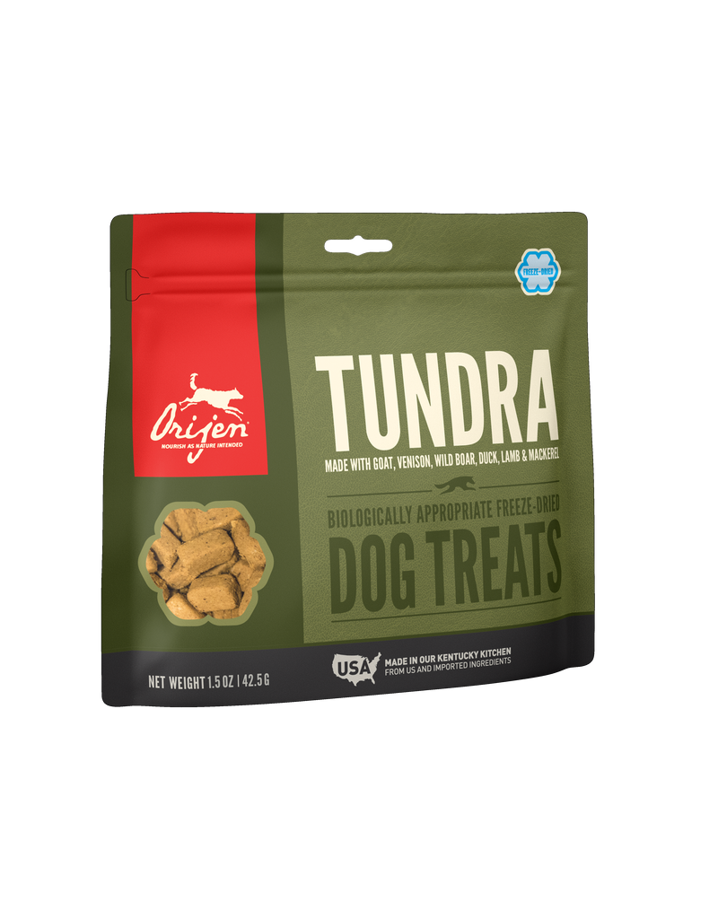 Orijen Dog Treat Tundra 3.25 OZ