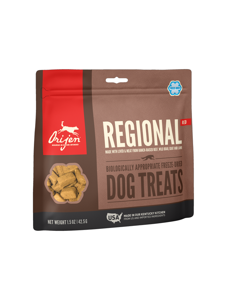 Orijen Dog Treat Regional Red 1.5 OZ