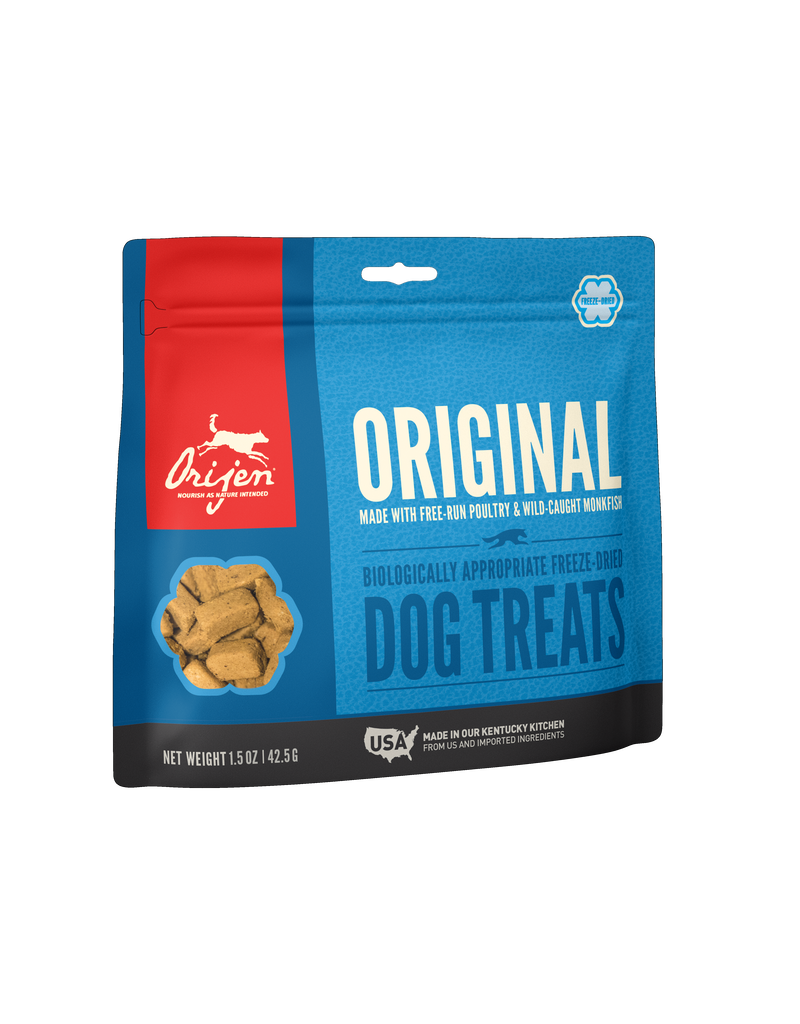 Orijen Dog Treat Original   1.5 OZ