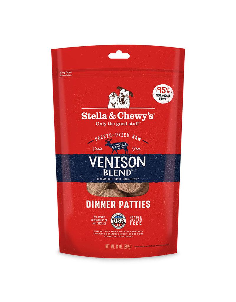 Stella & Chewy's Dinner, Venison, 14 oz