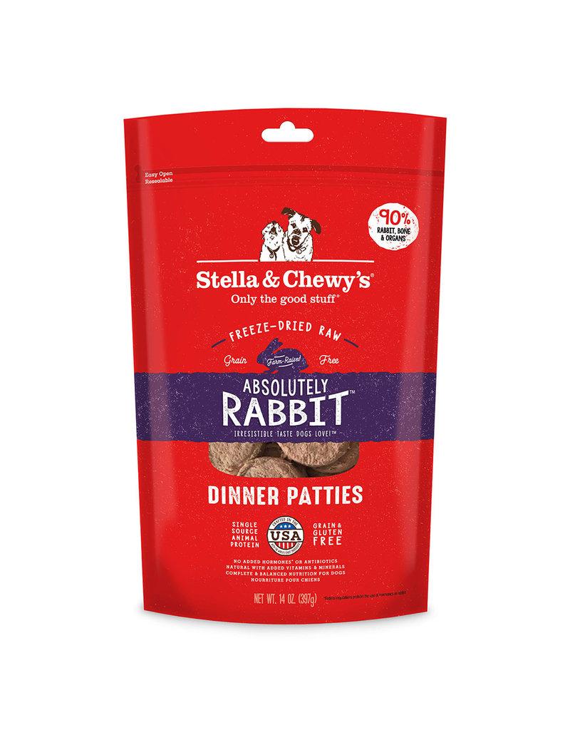 Stella & Chewy's Dinner, Rabbit, 5.5 OZ.