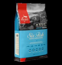 Orijen Dry Dog Six Fish 4.5 LB