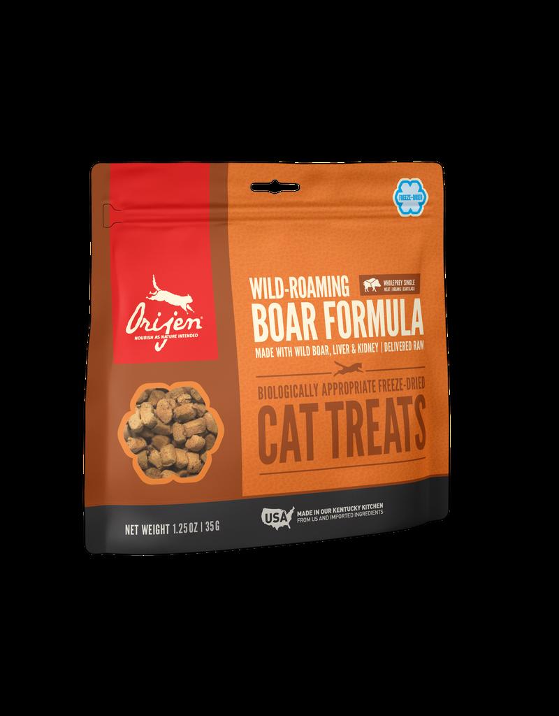 Orijen Cat Treats Wild Boar 1.25 OZ