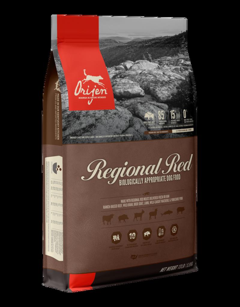 Orijen Dry Dog Regional Red 4.5 LB
