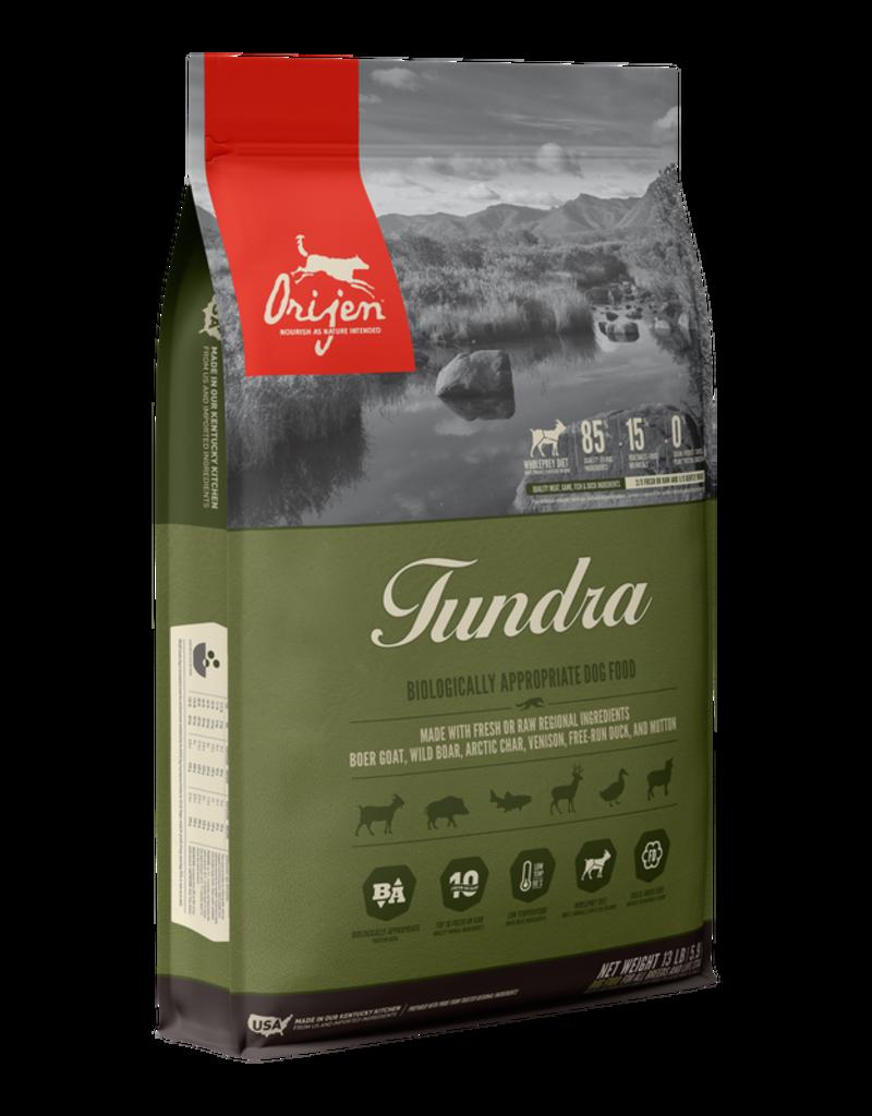 Orijen Dry Dog Tundra Trial 12 OZ