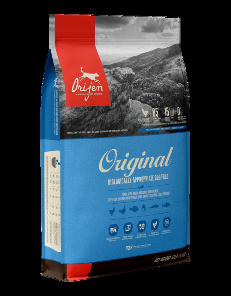 Orijen Dry Dog Original 25 LB