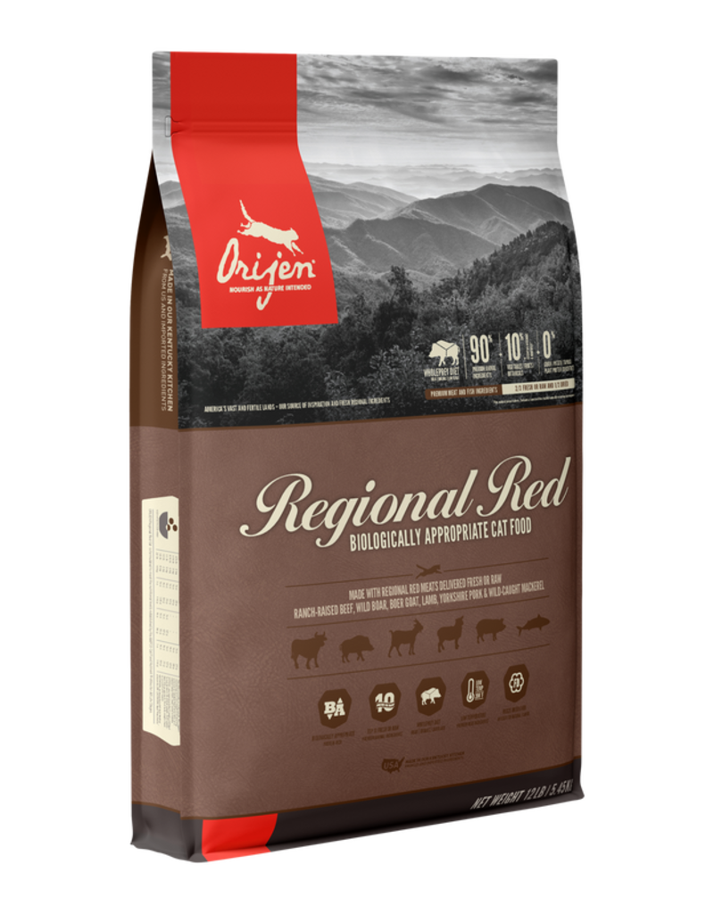 Orijen Dry Cat Regional Red 12 oz Trial