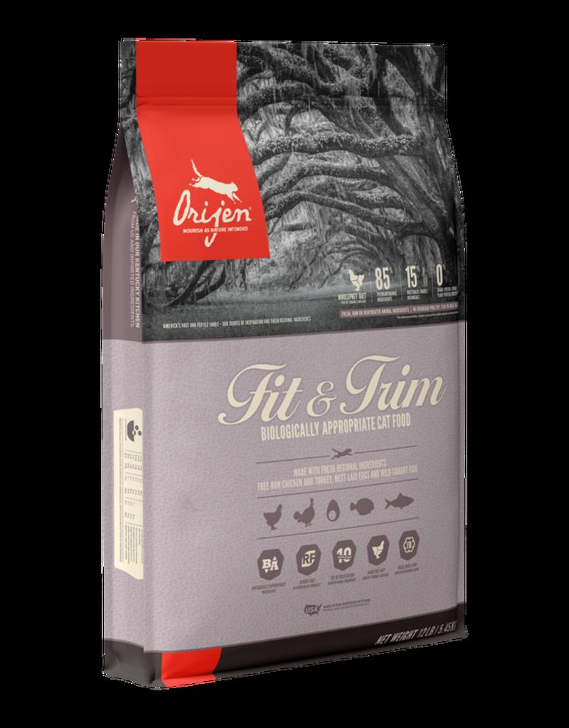 Orijen Dry Cat Fit & Trim Trial 12 oz