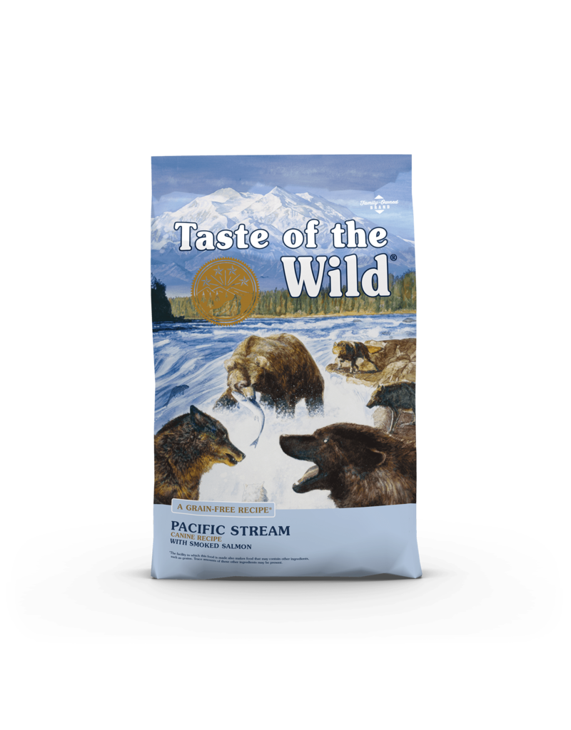 Taste of the Wild Dry Dog Pacific Stream 5 LB