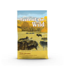 Taste of the Wild Dry Dog High Prairie 5 LB