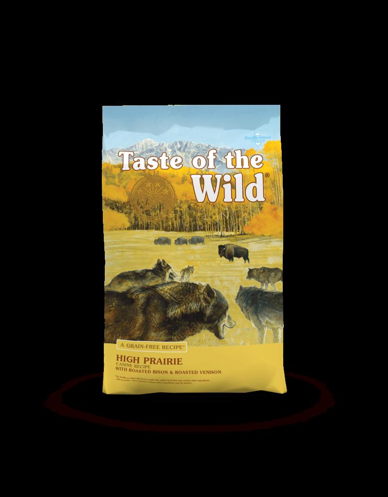 Taste of the Wild Dry Dog High Prairie 5 LB