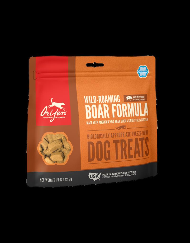 Orijen Dog Treat Alberta Wild Boar 1.5 OZ