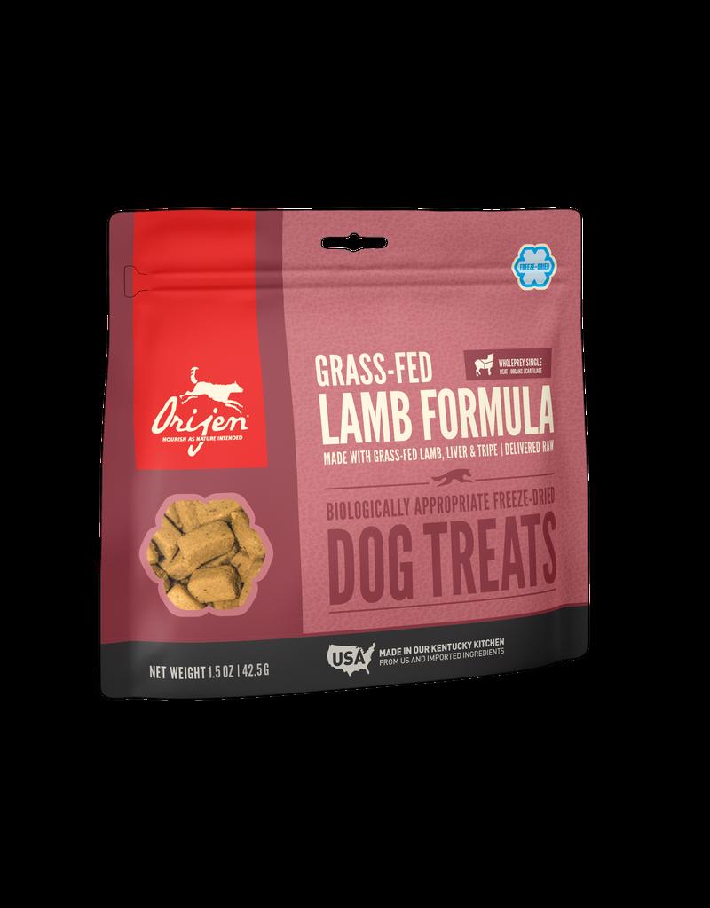 Orijen Dog Treat  Grass Fed Lamb 1.5 OZ