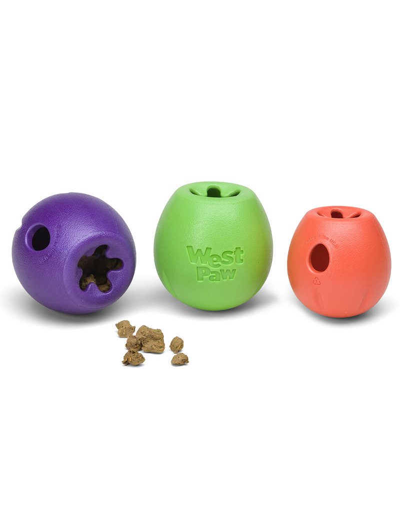 WEST PAW DESIGN West Paw Rumbl Treat Toy Large