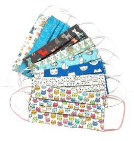 Whiskers Crafts Whiskers Crafts Assorted Protective Face masks - Cat themed