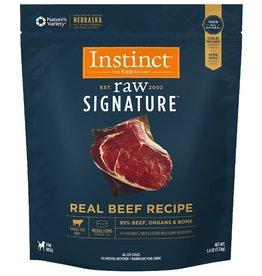 Nature's Variety Raw Frozen Instinct Medallions Beef 3 lb