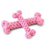 Harry Barker Rope Toy Bone Small