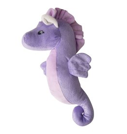 SnugArooz SnugArooz Shelly the Sea Horse - Purple - 17""
