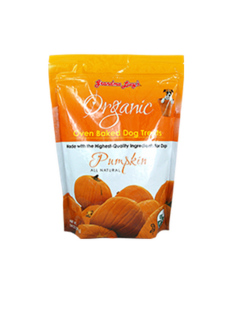 Grandma Lucy's Grandma Lucy's Dog Treat Pumpkin 14 Oz