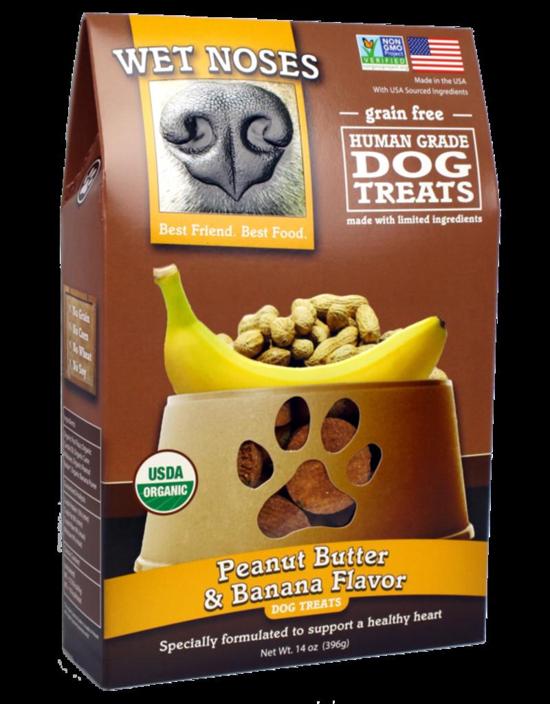 Wet Noses Dog Treats Peanut Butter & Banana 14 oz