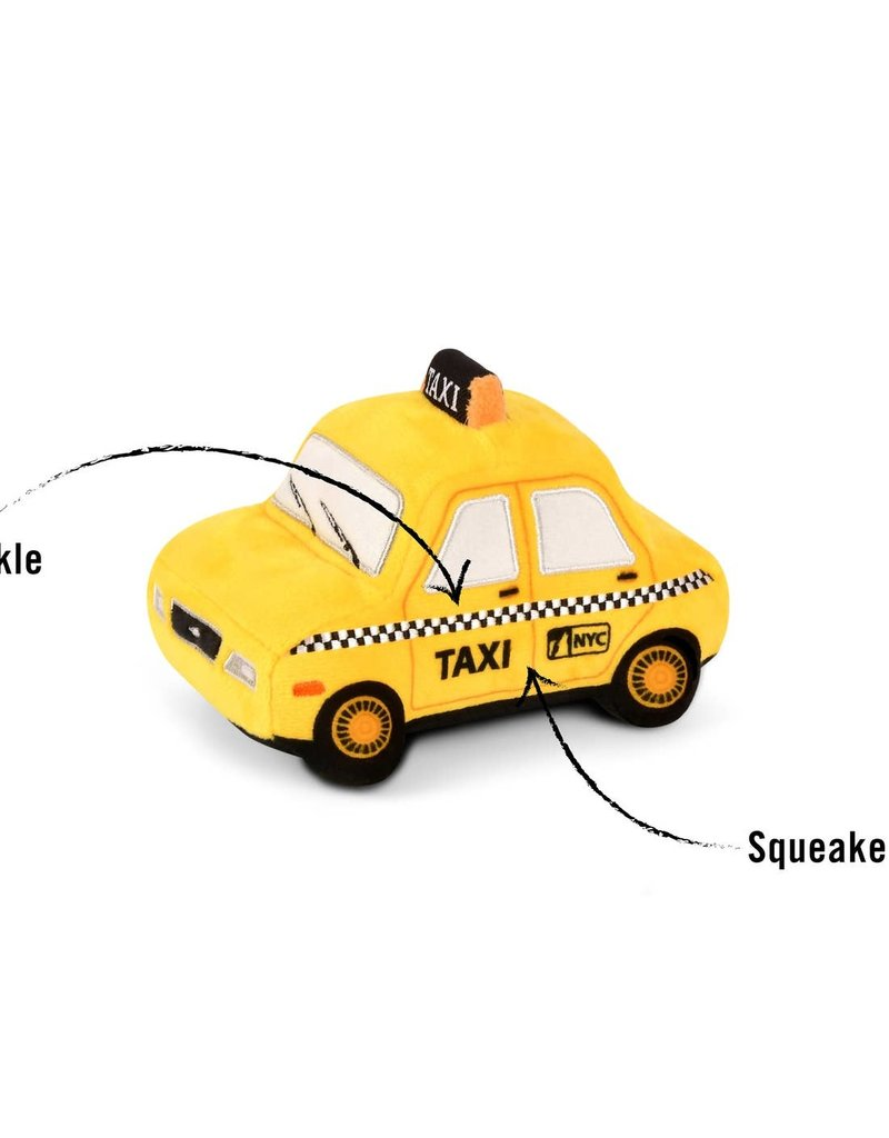 P.L.A.Y. Canine Commute - Taxi