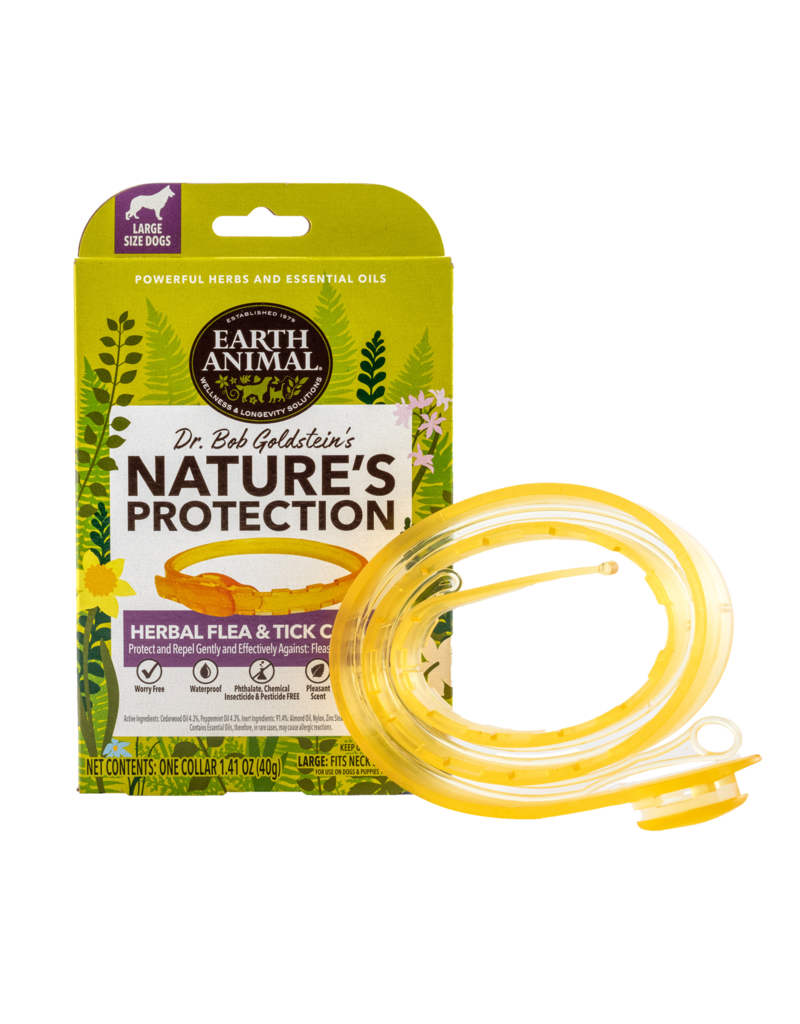 Earth Animal Flea & Tick Herbal Collar
