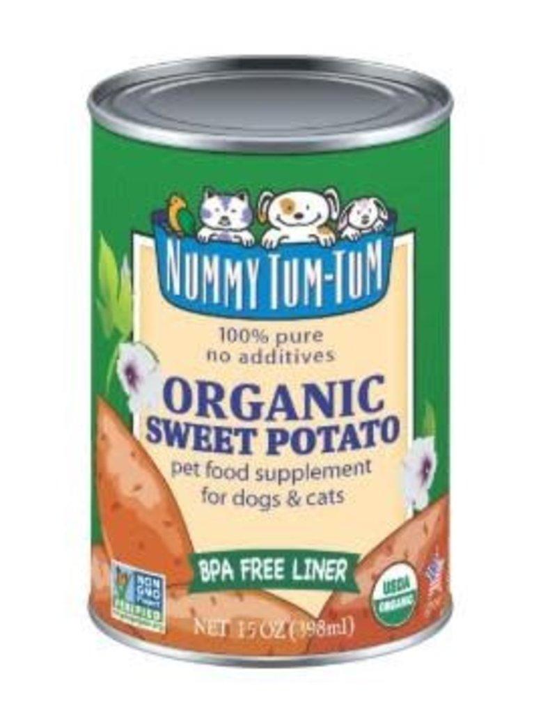 Nummy Tum Tum Sweet Potato Can 15 OZ