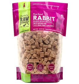 Raw Dynamic Raw Dynamic Canine Dog Rabbit 6 Lb