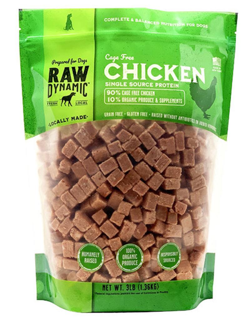 Raw Dynamic Raw Dynamic Canine Dog Chicken 6 LB