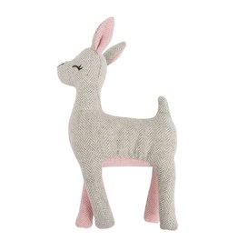 Harry Barker Herringbone Deer Plush