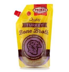 Primal Frozen Turkey Bone Broth 20 Oz