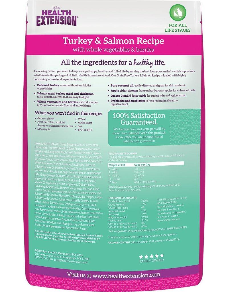 Health Extension Health Extension Dry Cat Allergix Grain Free Turkey & Salmon 4 Lb