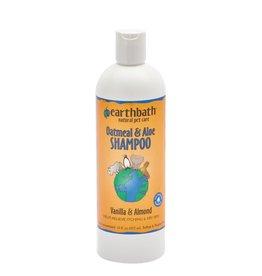 Earthbath Pet Shampoo, Oatmeal & Aloe, 16 OZ