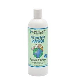 Earthbath Pet Shampoo, Tea Tree & Aloe Vera, 16 oz