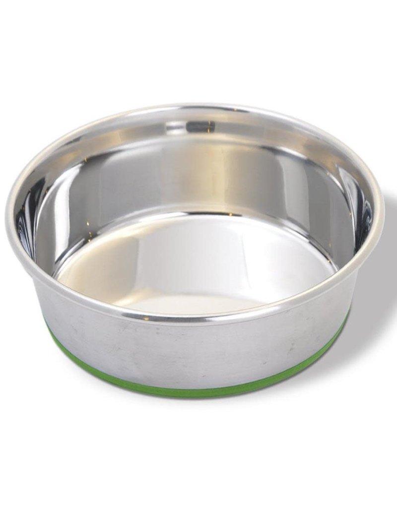Van Ness Stainless Steel Medium Dish No Skid 48 OZ