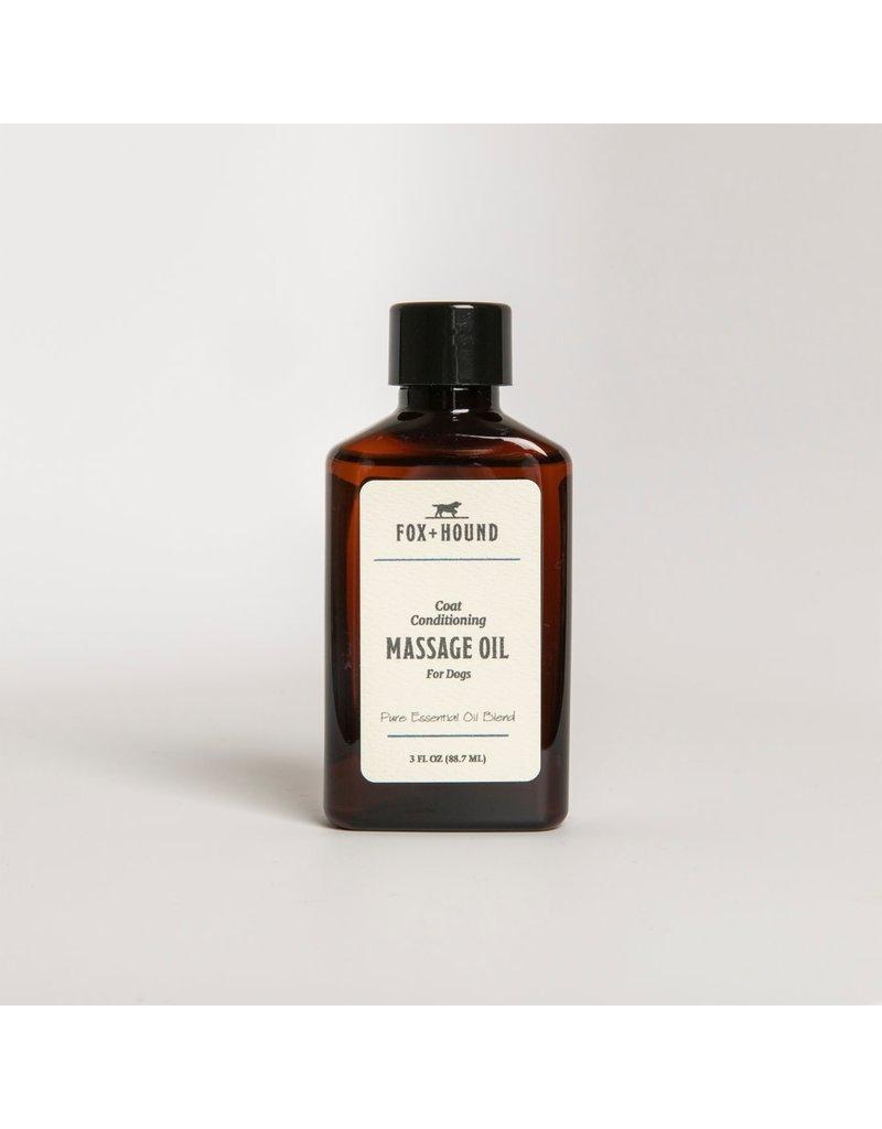 Fox + Hound Fox + Hound Coat Conditioning Massage Oil 3 oz