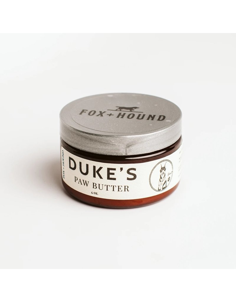 Fox + Hound Fox + Hound Duke's Paw Butter All Seasons Paw Pad Protection 4 Oz