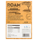 Roam Roam Smoked Ostrich Marrow Bone Small 2 Pack