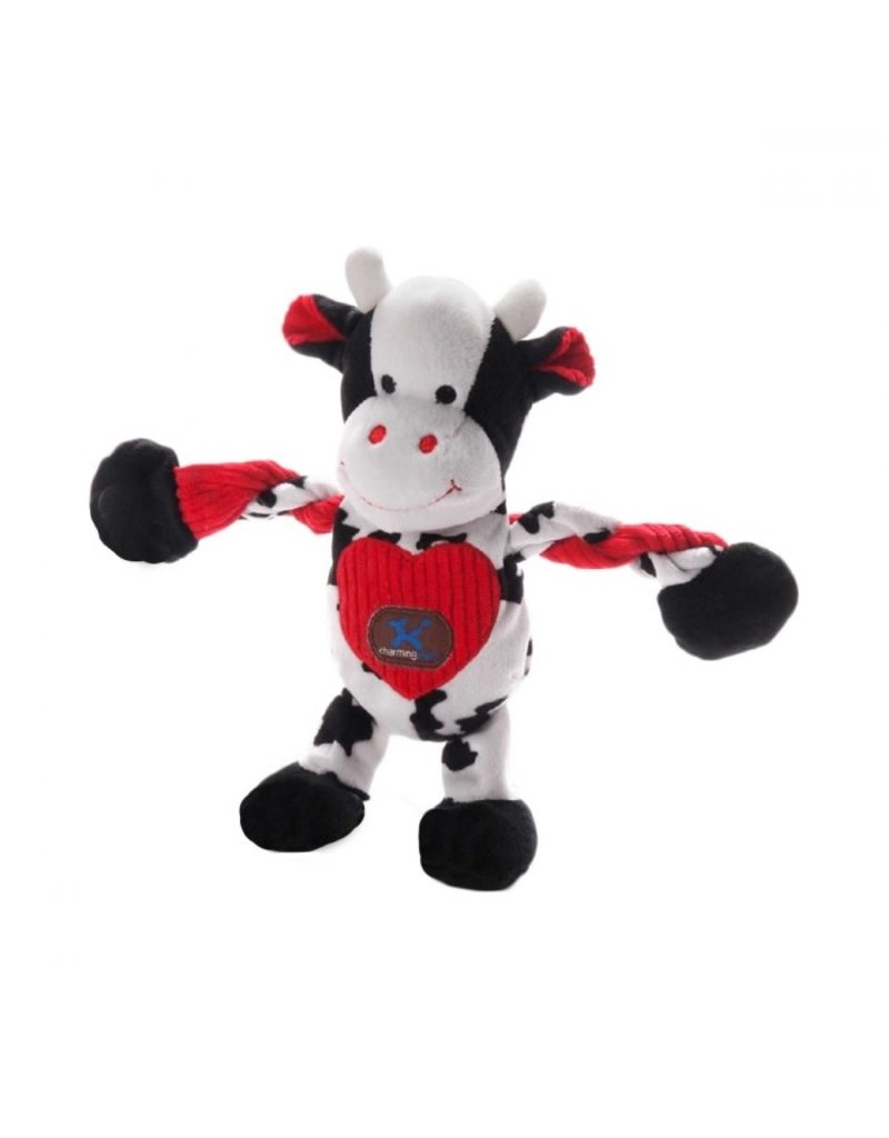 Pulleez Valentines Day Cupid Cow