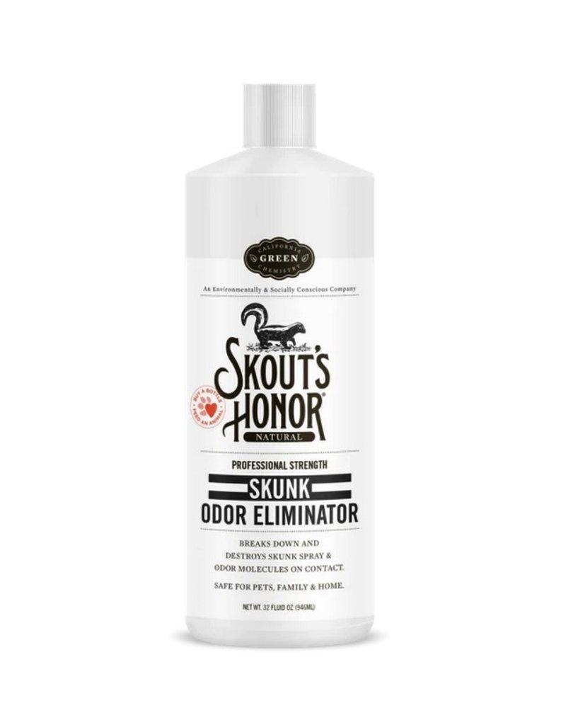 Skout's Honor Skout Dog Skunk Ordor Eliminator 32 oz