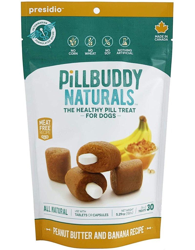Terrabones - CNN Pill Buddy Naturals  Peanut Butter & Banana 30 ct