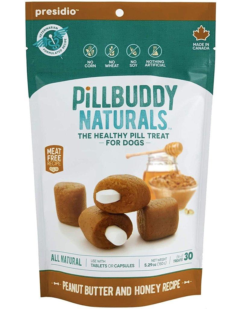 Terrabones - CNN Pill Buddy Naturals  Peanut Butter & Honey 30 ct