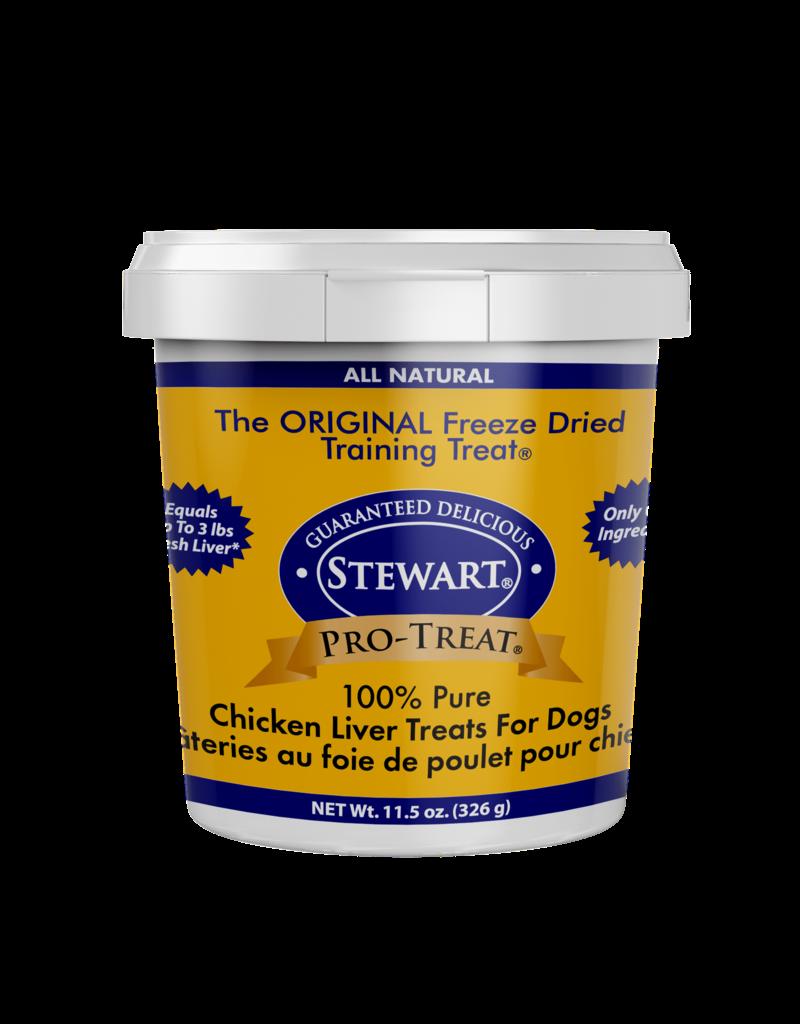 GIMBORN / MIRACLECORP PRODUCTS Stewart Freeze Dried Chicken Liver 3 oz.