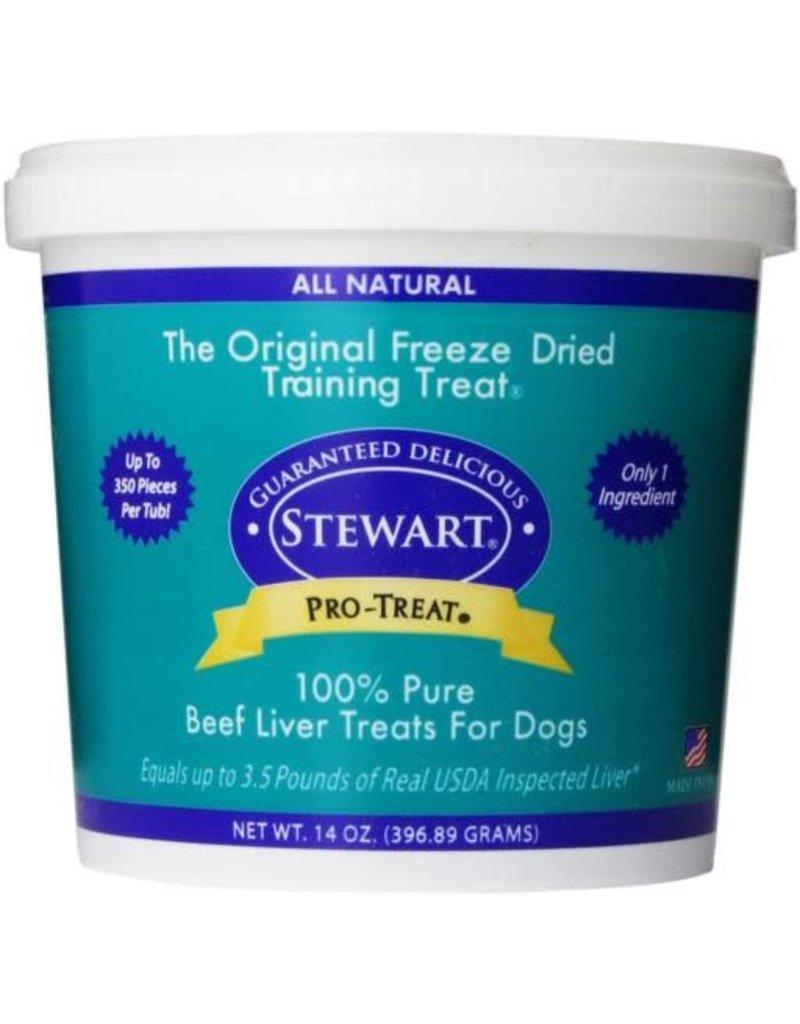 GIMBORN / MIRACLECORP PRODUCTS Stewart Freeze Dried Beef Liver 14 oz