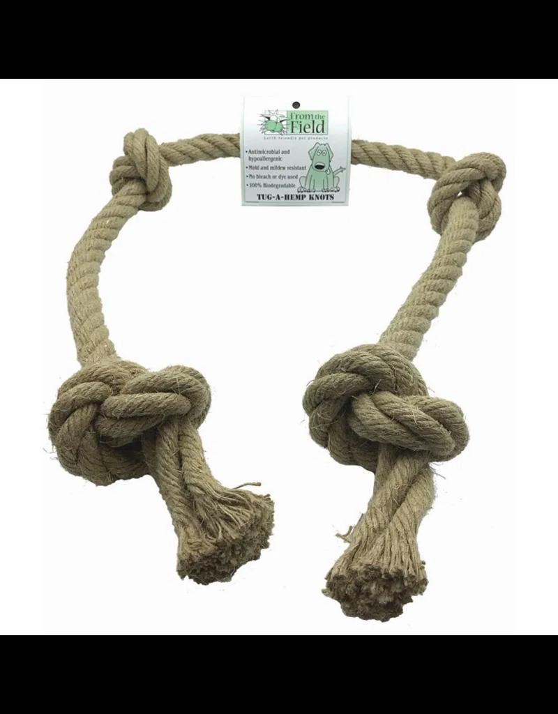 From The Field Tug-A-Hemp Knots